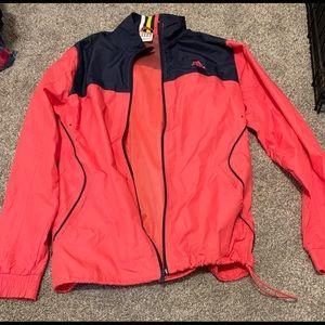 Women's Bright Adidas Running Jacket